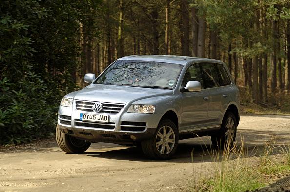 Volkswagen「2005 VW Tovareg Tdi V6」:写真・画像(12)[壁紙.com]