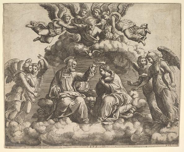 Virgin Mary「The Coronation Of The Virgin」:写真・画像(7)[壁紙.com]