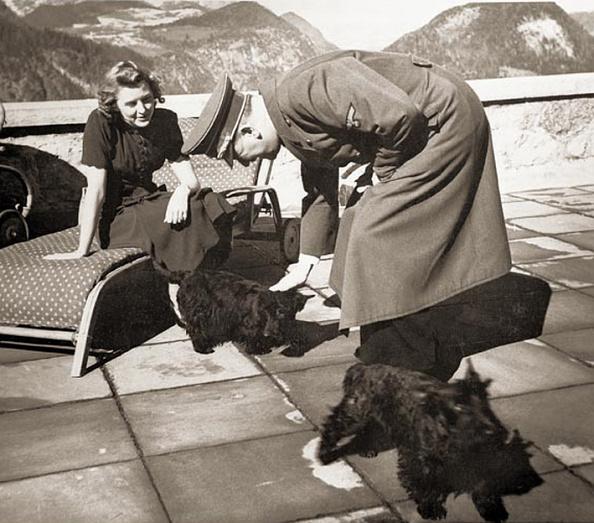 Animal Themes「Eva Braun And Hitler」:写真・画像(17)[壁紙.com]