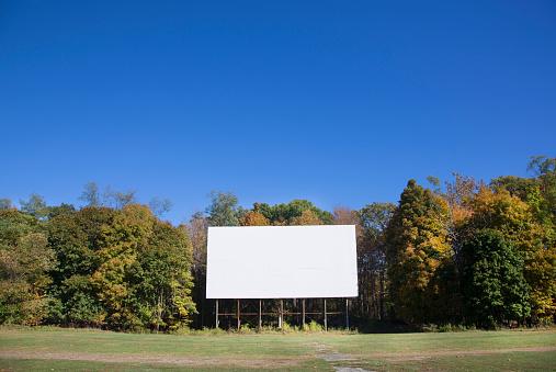 Projection Screen「Drive in movie screen」:スマホ壁紙(10)