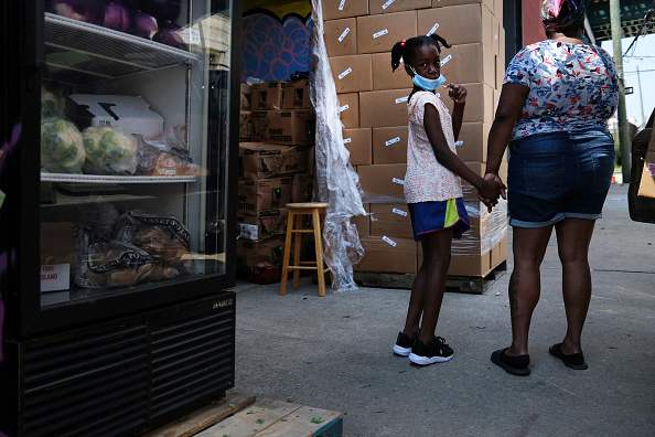Recovery「As Food Insecurity Grows in NYC, Local Grassroots Organizations Attempt To Fill Need」:写真・画像(6)[壁紙.com]