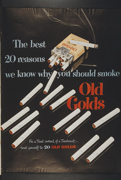 Cigarette「Old Golds」:写真・画像(12)[壁紙.com]