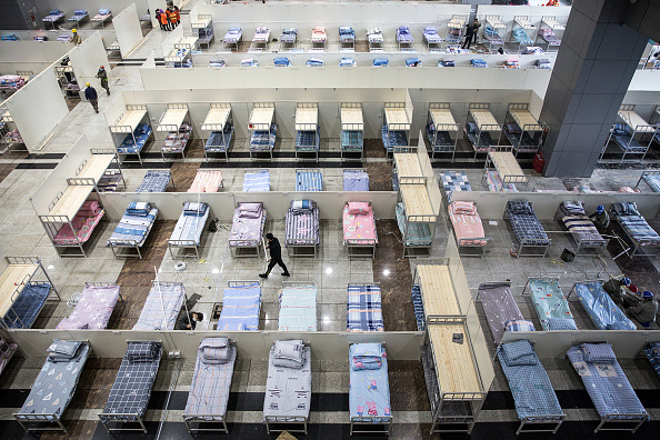 Prevention「Daily Life In Wuhan During Lockdown」:写真・画像(3)[壁紙.com]