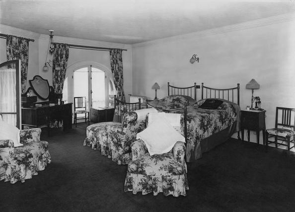 Bedroom「Hyde Park Hotel Suite」:写真・画像(1)[壁紙.com]