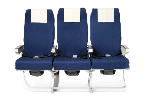 Commercial Airplane「Airplane seats」:スマホ壁紙(5)