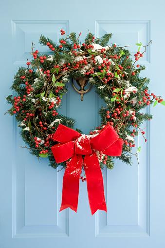 Front Door「Front Door Wreath」:スマホ壁紙(9)