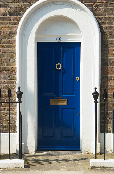 Door「Front door to a period property」:写真・画像(19)[壁紙.com]