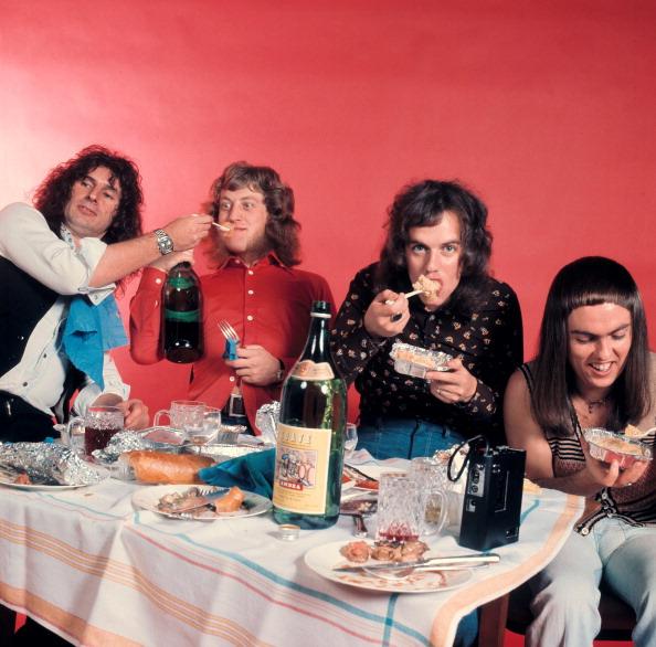 Rock Music「Slade At Dinner Time」:写真・画像(11)[壁紙.com]