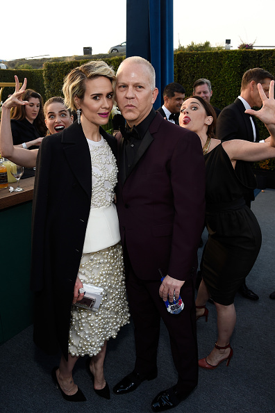 Santa Monica「The 22nd Annual Critics' Choice Awards - Cocktails」:写真・画像(4)[壁紙.com]