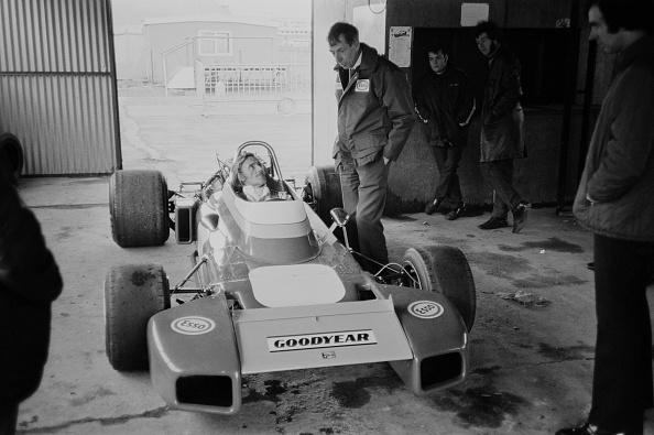 Motorsport「Graham Hill And Ron Tauranac」:写真・画像(13)[壁紙.com]