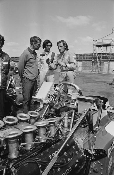 Motorsport「Hill, Schenken and Tauranac」:写真・画像(10)[壁紙.com]