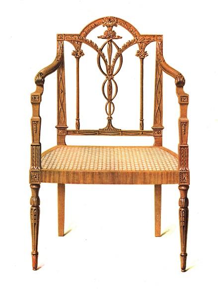Wood - Material「Satinwood Chair」:写真・画像(17)[壁紙.com]