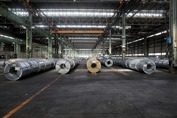 Steel「Trieste Port Offers A European Notch In China's 'Belt And Road' Project」:写真・画像(17)[壁紙.com]