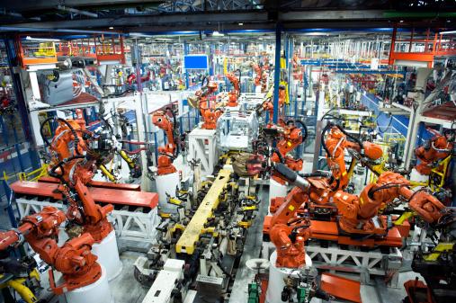 Automobile Industry「Car Industry」:スマホ壁紙(4)