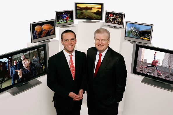 Stringer「Sky And Sony Announce High Definition TV Marketing Agreement」:写真・画像(1)[壁紙.com]