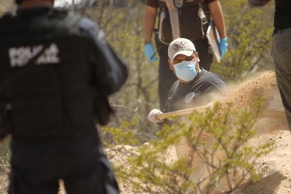 Science「Mexican Drug War Fuels Violence In Juarez」:写真・画像(8)[壁紙.com]