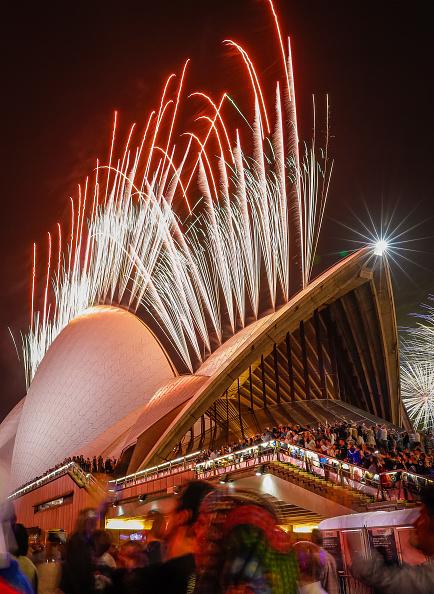 Sydney「Australians Celebrate New Year's Eve 2019」:写真・画像(3)[壁紙.com]