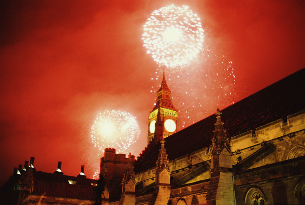 Celebration Event「Millenium Fireworks」:写真・画像(13)[壁紙.com]
