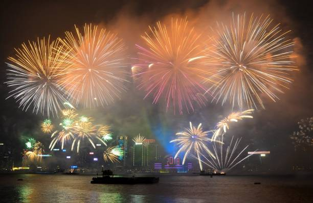 New Year's Eve「Chinese Welcome New Year」:写真・画像(3)[壁紙.com]