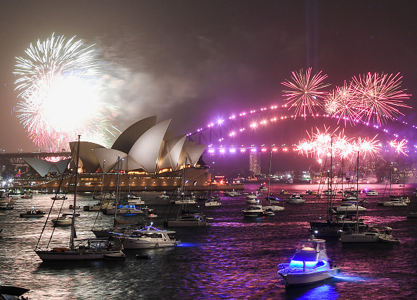 Sydney「Sydney Celebrates New Year's Eve 2019」:写真・画像(13)[壁紙.com]