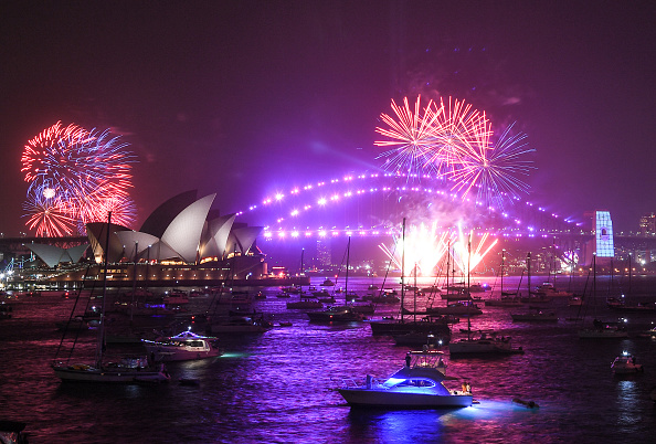 Sydney「Sydney Celebrates New Year's Eve 2019」:写真・画像(15)[壁紙.com]