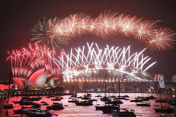 Sydney「Sydney Celebrates New Year's Eve 2019」:写真・画像(17)[壁紙.com]