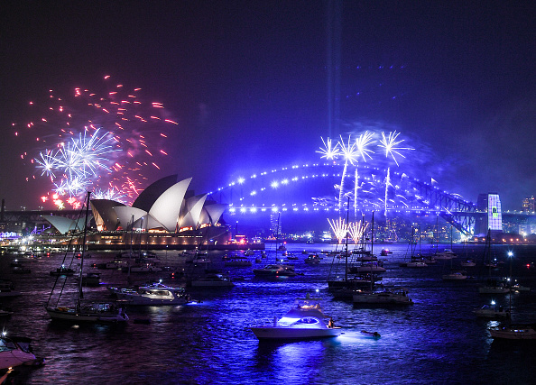 Sydney「Sydney Celebrates New Year's Eve 2019」:写真・画像(6)[壁紙.com]