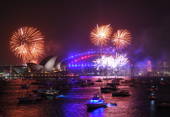 Sydney「Sydney Celebrates New Year's Eve 2019」:写真・画像(5)[壁紙.com]
