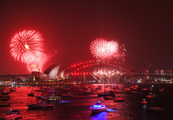 Sydney「Sydney Celebrates New Year's Eve 2019」:写真・画像(10)[壁紙.com]