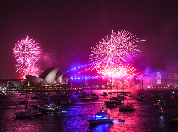 Sydney「Sydney Celebrates New Year's Eve 2019」:写真・画像(14)[壁紙.com]