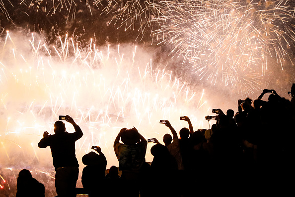 Sydney「Australians Celebrate New Year's Eve 2019」:写真・画像(8)[壁紙.com]