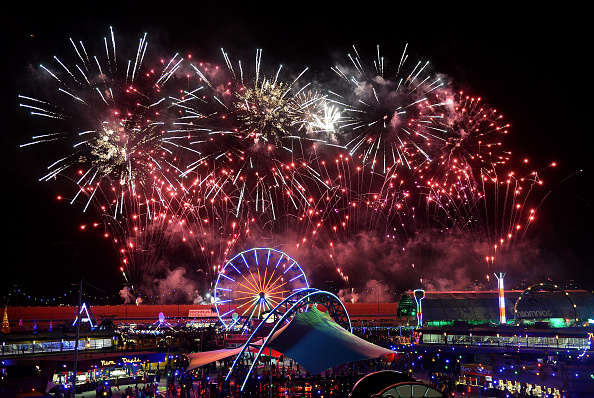 EDC「17th Annual Electric Daisy Carnival - Day 2」:写真・画像(0)[壁紙.com]