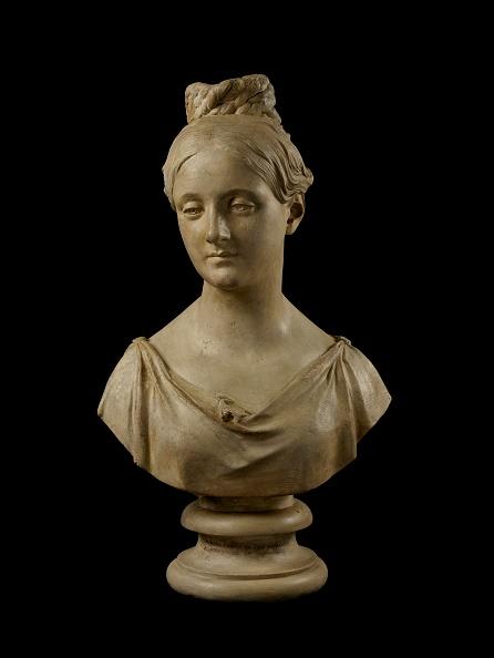 Model - Object「Bust Of Princess Louisa Wilhelma Adelaide Of Saxe-Weimar (1817-1832)」:写真・画像(1)[壁紙.com]