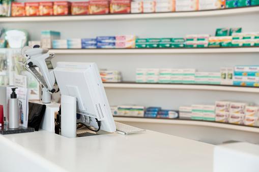 Pharmacy「Salesroom of a pharmacy」:スマホ壁紙(5)