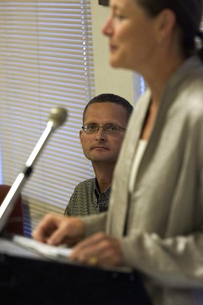 Rick Scibelli「Imprisoned Chicago Tribune Reporter Paul Salopek Returns To U.S.」:写真・画像(15)[壁紙.com]