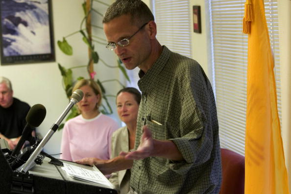 Rick Scibelli「Imprisoned Chicago Tribune Reporter Paul Salopek Returns To U.S.」:写真・画像(14)[壁紙.com]