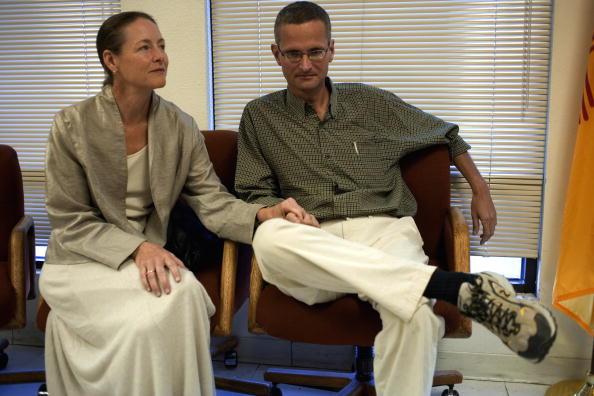 Rick Scibelli「Imprisoned Chicago Tribune Reporter Paul Salopek Returns To U.S.」:写真・画像(16)[壁紙.com]