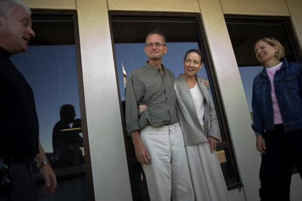 Rick Scibelli「Imprisoned Chicago Tribune Reporter Paul Salopek Returns To U.S.」:写真・画像(17)[壁紙.com]
