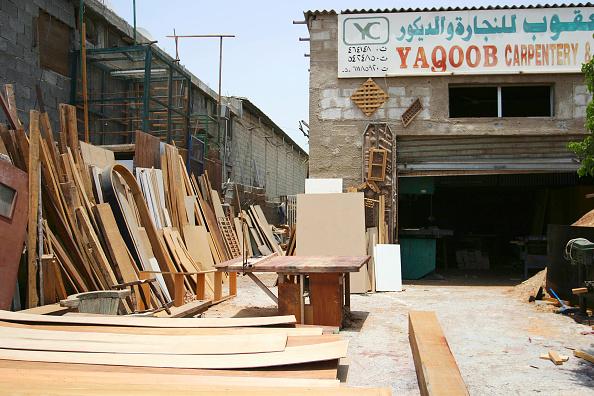 Wood Paneling「Carpenters workshop, Abu Dhabi, UAE」:写真・画像(13)[壁紙.com]