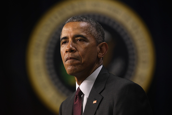 Barack Obama「President Obama Honors Emerging Entrepreneurs At The White House」:写真・画像(6)[壁紙.com]