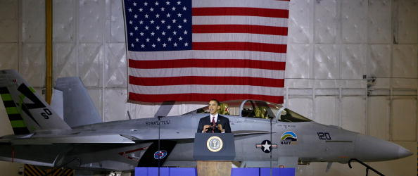Alex Wong「Obama Gives Speech At Joint Base Andrews Naval Air Facility」:写真・画像(19)[壁紙.com]