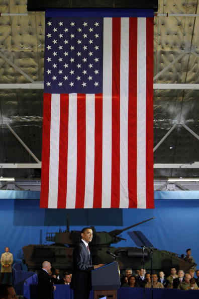Alex Wong「Obama Gives Speech At Joint Base Andrews Naval Air Facility」:写真・画像(18)[壁紙.com]