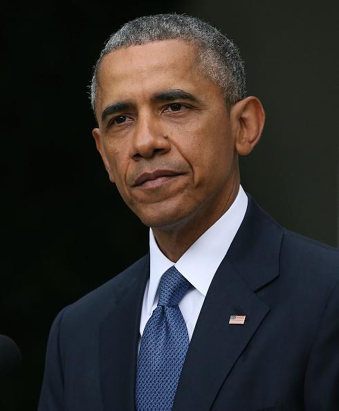 Barack Obama「President Obama Speaks On Supreme Court Ruling In Favor Of Gay Marriage」:写真・画像(14)[壁紙.com]