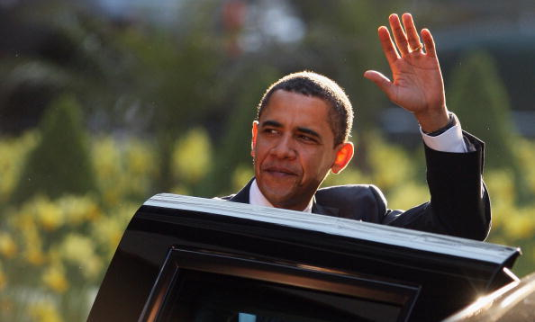 Crisis「President Obama And The First Lady Arrive At Downing Street」:写真・画像(19)[壁紙.com]
