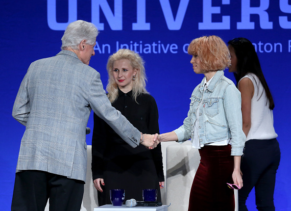 Big Data「Hillary And Chelsea Clinton Host Clinton Global Initiative University」:写真・画像(10)[壁紙.com]