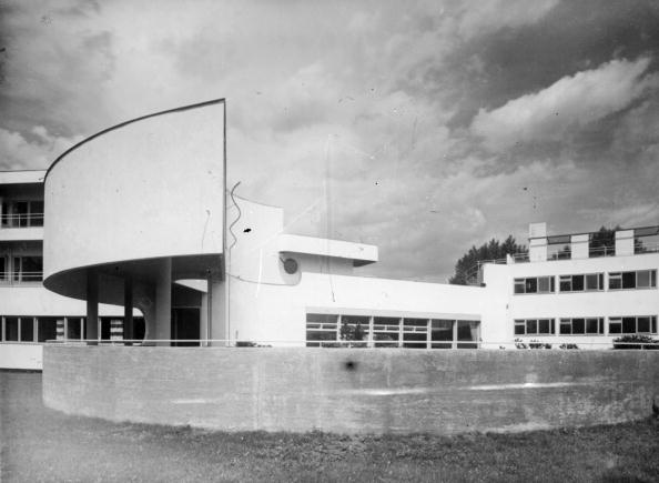 Architecture「Bauhaus Architecture」:写真・画像(18)[壁紙.com]