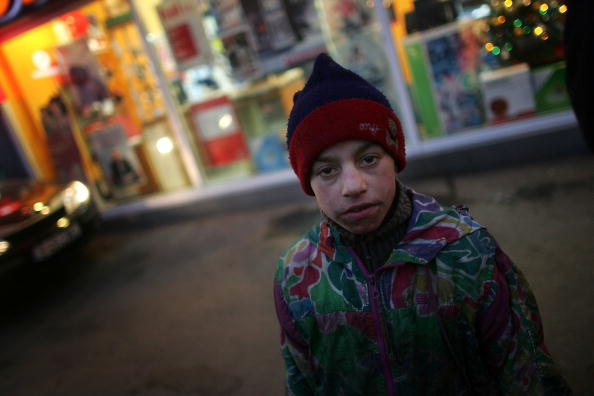 Homelessness「Street Children A Human Rights Blight On EU Romania」:写真・画像(4)[壁紙.com]