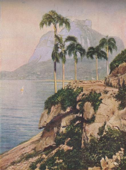 Avenue「The Hill Of Gavea - Vistas That Enchant The Eye Along The Winding Coast Of Rio De Janeiro」:写真・画像(7)[壁紙.com]
