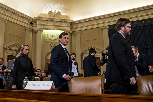 Daniel Gi「House Judiciary Committee Holds Second Hearing In Trump Impeachment Inquiry」:写真・画像(11)[壁紙.com]