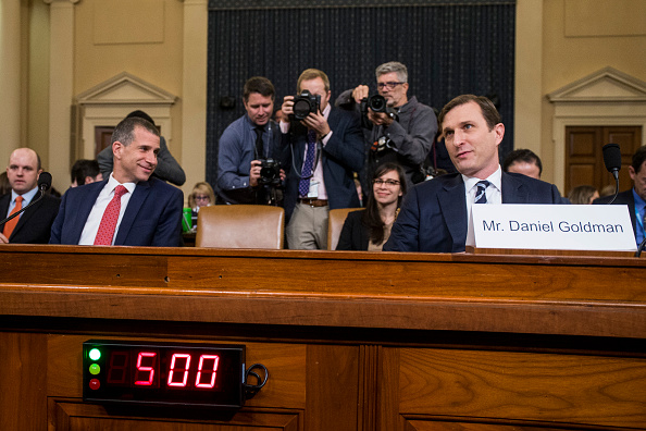 Daniel Gi「House Judiciary Committee Holds Second Hearing In Trump Impeachment Inquiry」:写真・画像(9)[壁紙.com]